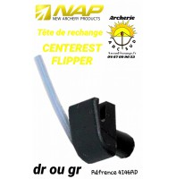 Nap tête rechange centerest flipper ref 4i46rd