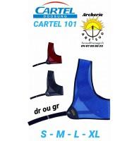 Cartel plastron 101