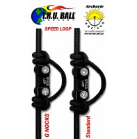 Tru ball point d encoche speed loop