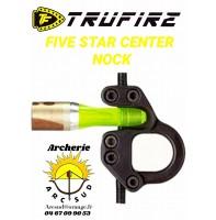 Trufire point d encoche five star center nock