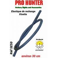 Pro hunter élastique rechange visette 30 Cm ref 5e50