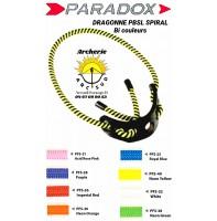 Paradox dragonne pbsl spiral bicouleurs
