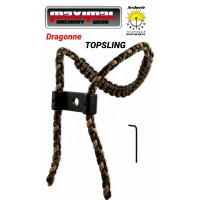 Maximal dragonne topsling tressée