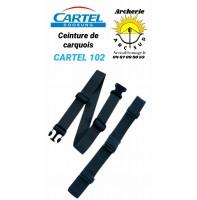 Cartel ceinture de carquois 102