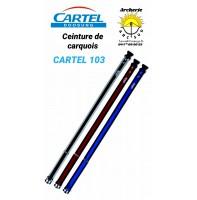 Cartel ceinture de carquois 103