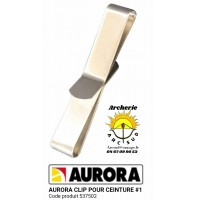 Aurora clip pour ceinture n°1 ref 537502