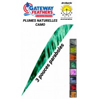 gateway parabole 3 pouces camo