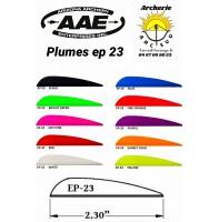 aae plumes plastique ep 23