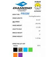diamond package arc a poulie prism 2016