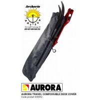 Aurora travel comp housse double deck cover 53s932