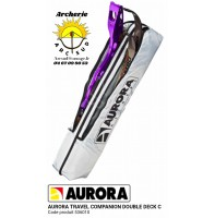 Aurora travel companion housse double deck c 536010