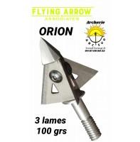 Flying arrow lame orion 100 grs (pack de 3)
