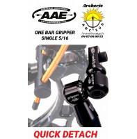 aae one bar gripper quick detach