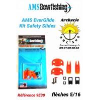 ams safety slide encoche (pack 2 pièces ) ref 9e30