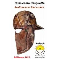Quik-Camo casquette Camo Realtree ref 9v23