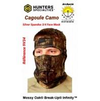 Hunter specialties cagoule camo silver spandex ref 9v34