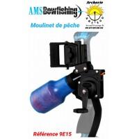 AMS moulinet de pêche bouteille ref 9e15