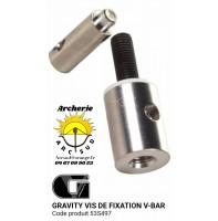 Gravity vis fixation de v bar 53s497