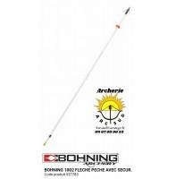 Bohning 1002 flèche de pêche avec secur 537783