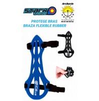 Stark archery protège bras braza flexible rubber