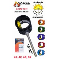 Axcel scope av 41 avec verre