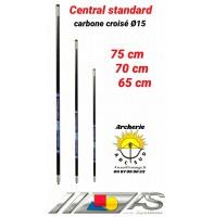Arc système central carbone standard diam 15 ref s1.500