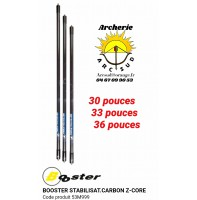 Booster central carbon z core 53m999