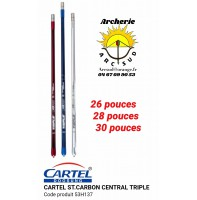 Cartel central carbon triple 53h137