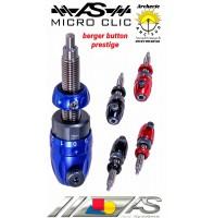 Arc système berger button micro clic prestige ref c1.302