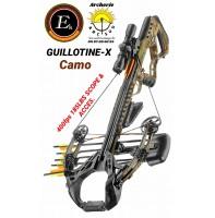 Ek archery arbalète guillotine x camo