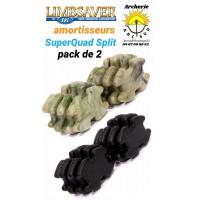 Limbsaver amortiseur superquad Split (pack de 2)