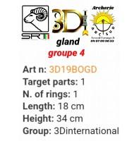 3di bêtes 3d gland