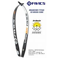 Fivics branches titan ex wood core