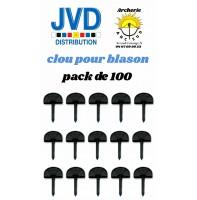 Jvd clou pour blason ( par 100 )