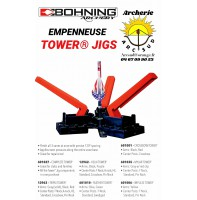 Bohning empenneuse tower jigs