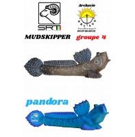Srt bêtes 3D mudskipper