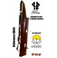 Atilla carquois dorsale/hanche cuir code 8b95