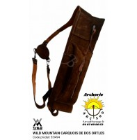 Wild Mountain carquois dorsale ortles 53l494