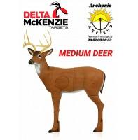 Delta mckenzie bêtes 3d médium deer