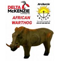 Delta mckenzie bêtes 3d african warthog