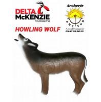 Delta mckenzie bêtes 3d howling wolf