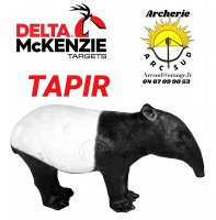 Delta mckenzie bêtes 3d tapir