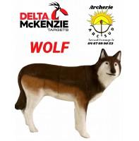Delta mckenzie bêtes 3d wolf
