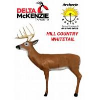 Delta mckenzie bêtes 3d hill country whitetail