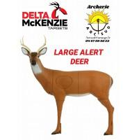 Delta mckenzie bêtes 3d large alert deer