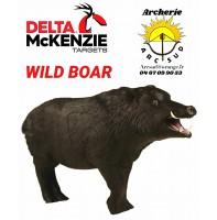 Delta mckenzie bêtes 3d wild boar