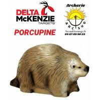 Delta mckenzie bêtes 3d porcupine