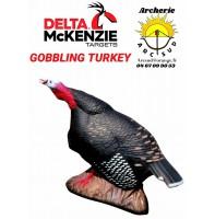Delta mckenzie bêtes 3d gobbling turkey