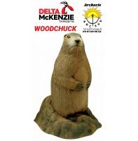 Delta mckenzie bêtes 3d woodchuck