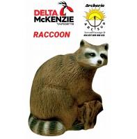Delta mckenzie bêtes 3d raccoon